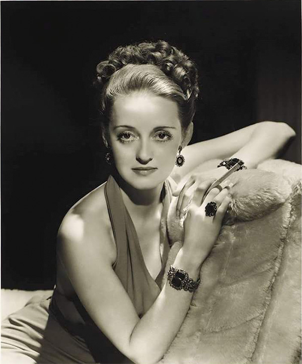 George Hurrell Bette Davis