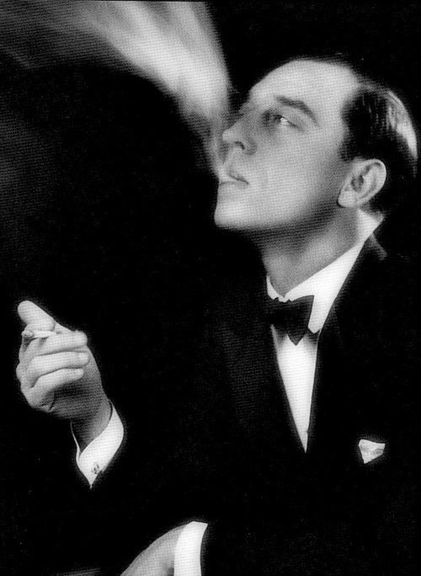 George Hurrell Buster Keaton