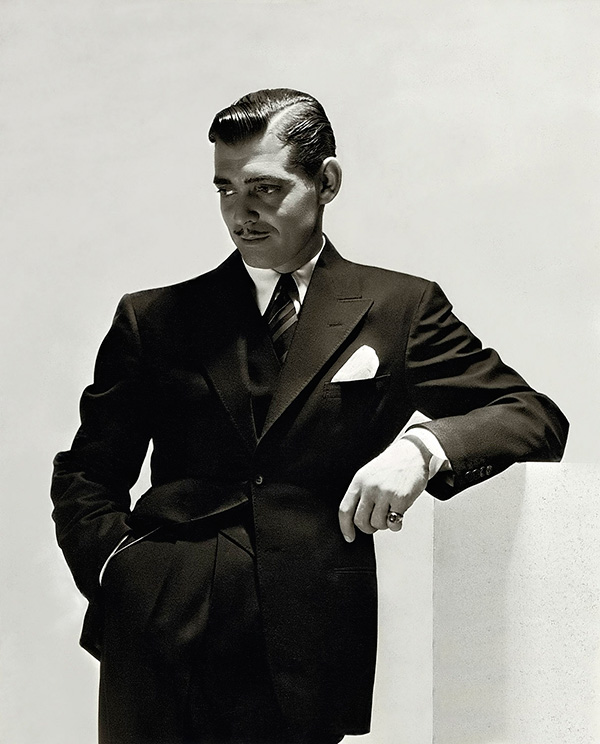 George Hurrell / Gable Clark