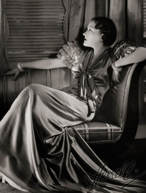 George Hurrell Gloria Swanson