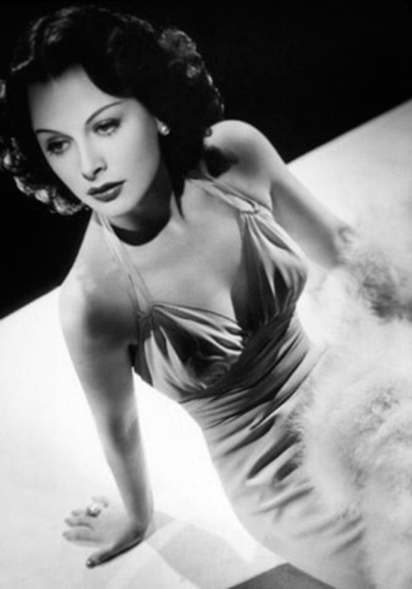 George Hurrell Hedy Lamarr