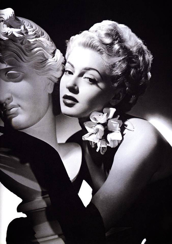 George Hurrell Lana Turner