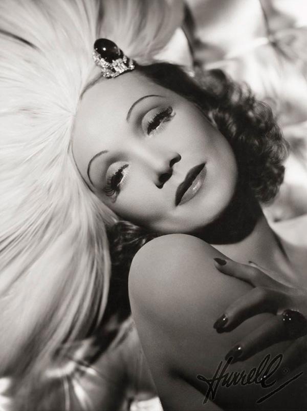 George Hurrell / Marlene Dietrich