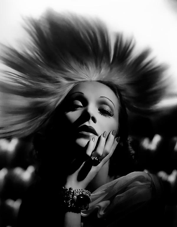 George Hurrell Marlene Dietrich
