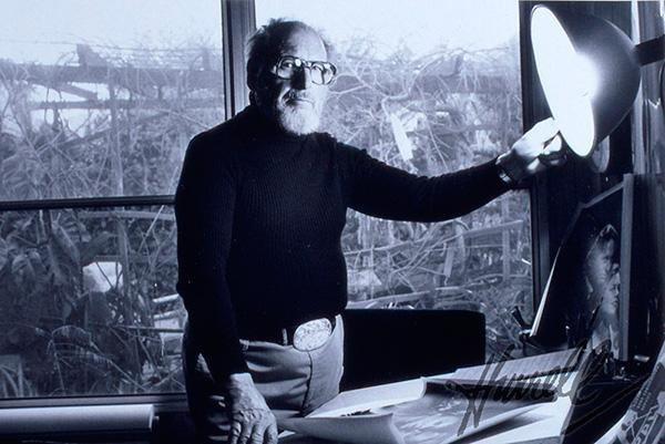 Джордж Харрелл (George Hurrell) - знаменитый фотограф
