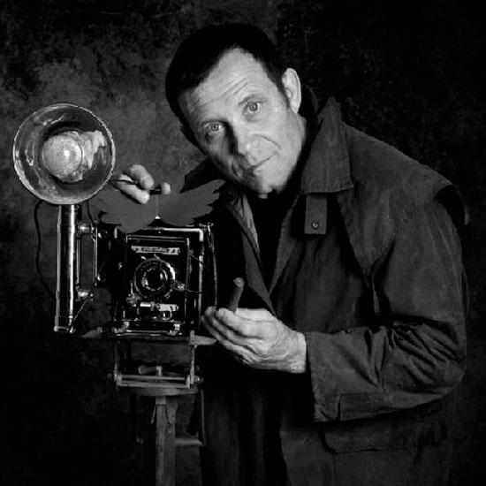 Ирвин Пенн (Irving Penn) – знаменитый фотограф