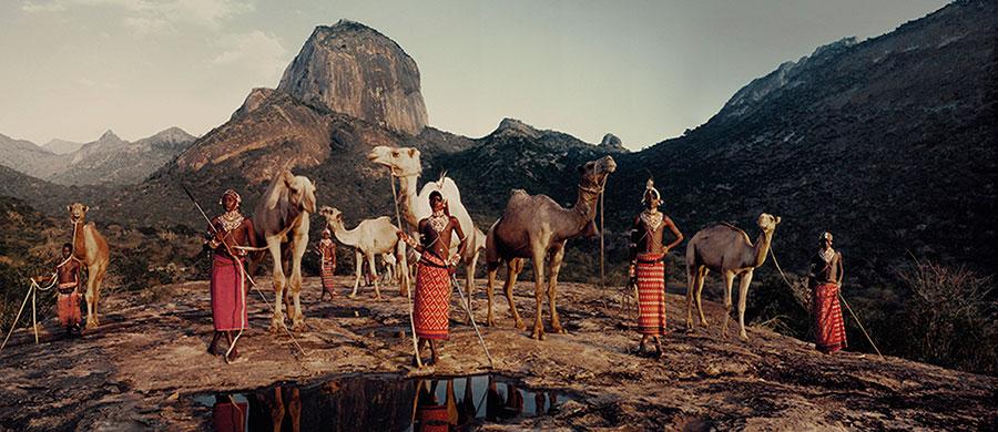 Племя Самбуру, горные хребты Ндото, Кения / Jimmy Nelson ·