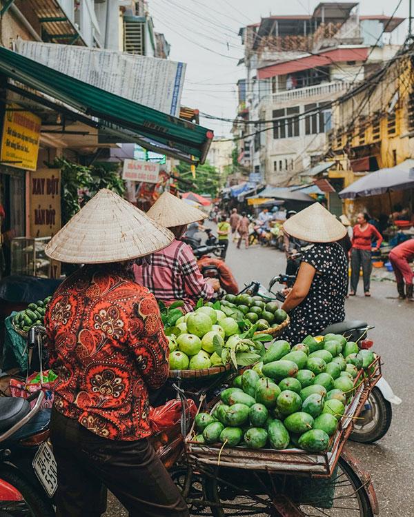 Джоанна Леманска (Joanna Lemanska). Из серии 16 дней во Вьетнаме
