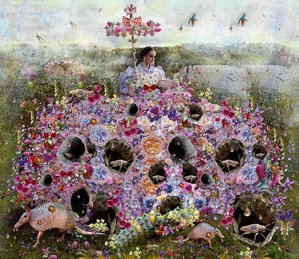Тина Кассати (Tina Cassati) — фотохудожник, иллюстратор