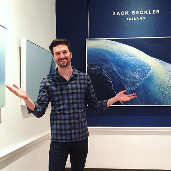 Зак Секлер (Zack Seckler) – фотохудожник, аэрофотография