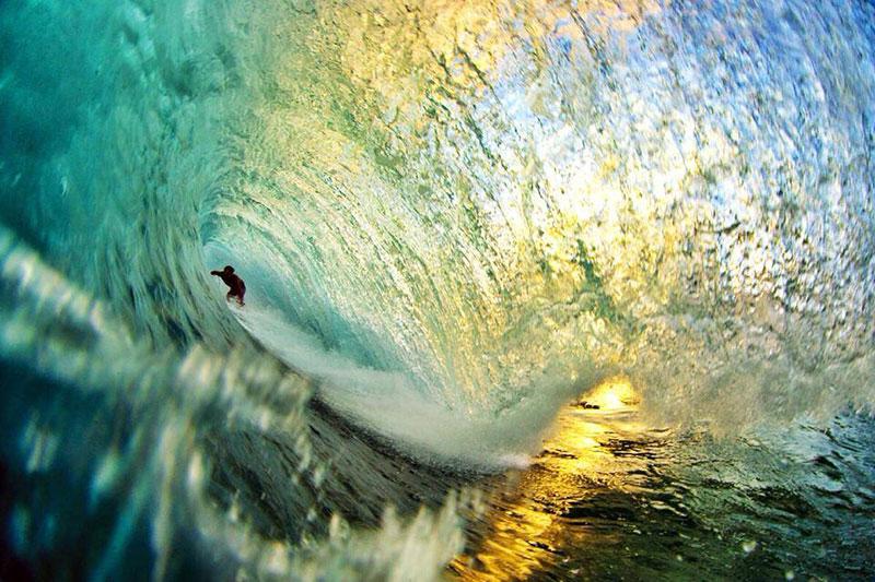 Зак Нойл (Zak Noyle) – серф-фотограф