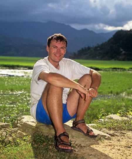 Ян Камерон (Ian Cameron) – фотограф пейзажист