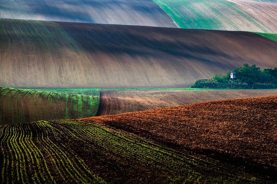 Марек Кедровский (Marek Kiedrowski)–фотограф пейзажист