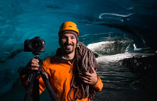 Пол Жижка (Paul Zizka) - фотограф пейзажист