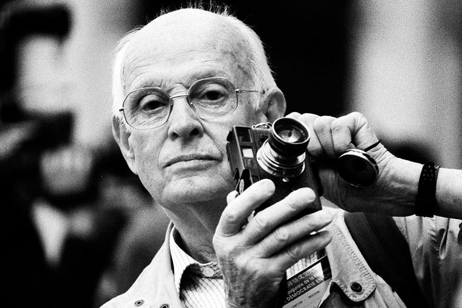 Анри Картье-Брессон (Henri Cartier-Bresson) - фотограф
