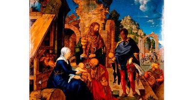 Альбрехт Дюрер (21 мая 1471 - 6 апреля 1528 г.) – немецкий живописец и график.