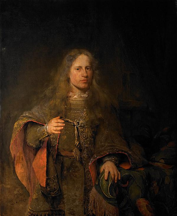 Портрет Эрнста ван Беверена, 1685
