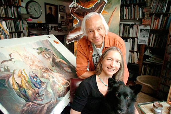 Борис Вальехо (Boris Vallejo) - художник, иллюстратор