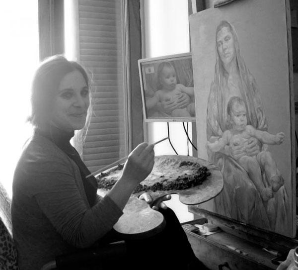 Франческа Стрино (Francesca Strino) - художник