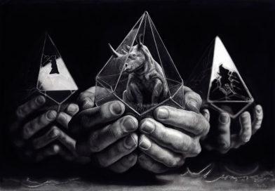 Джоно Драй (Jono Dry)- художник