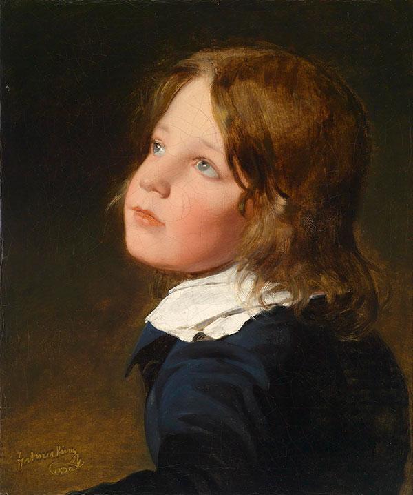 Фридрих фон Амерлинг(Friedrich von Amerling) – художник