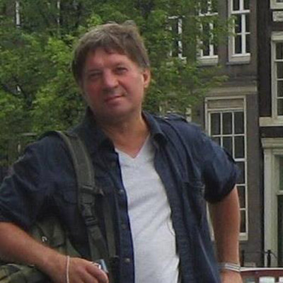 Илья Горгоц (Ilya Gorgots) - художник