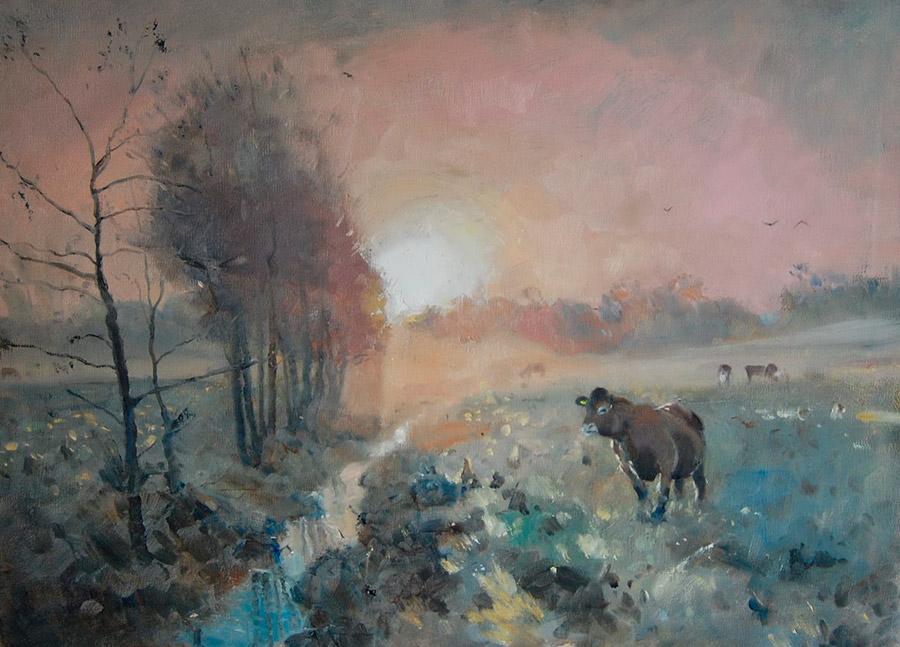 Кирон Вильямсон (Kieron Williamson) – художник