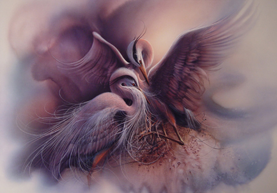 Ли Богл (Lee Bogle) - художник