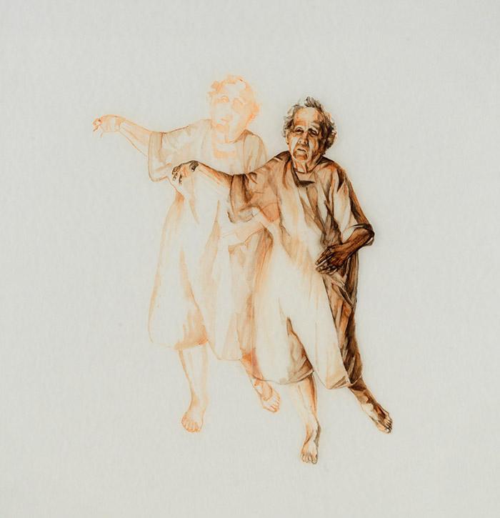 Мэри Портерфилд (Mary Porterfield) художник символист