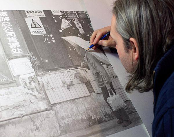 Пол Кадден (Paul Cadden) - художник