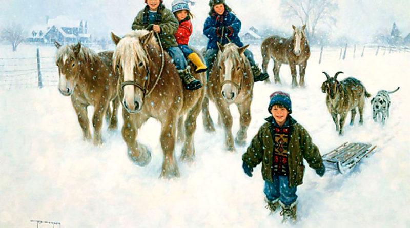 Роберт Дункан (Robert Duncan) - талантливый американский художник