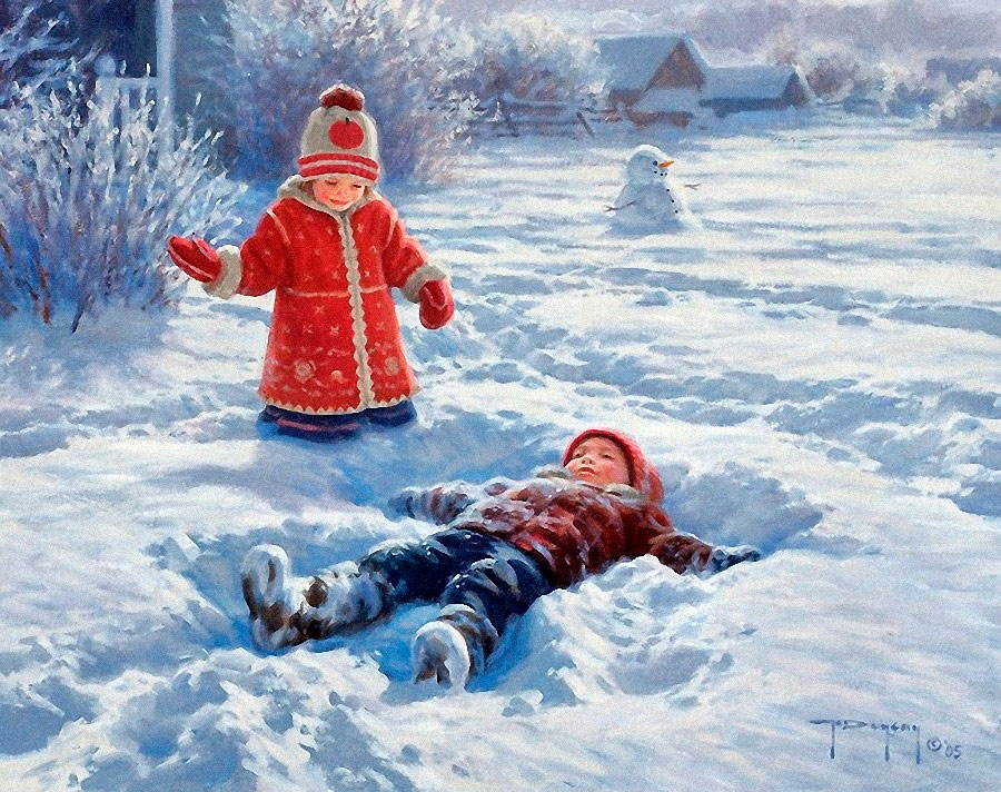 Роберт Дункан (Robert Duncan) - американский художник
