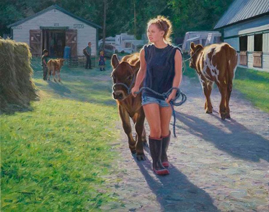 Роберт Дункан (Robert Duncan) - американский художник- juicyworld.org