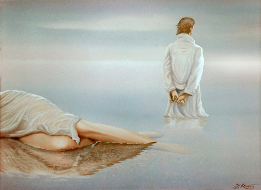 Тассос Курис (Tassos Kouris) – художник
