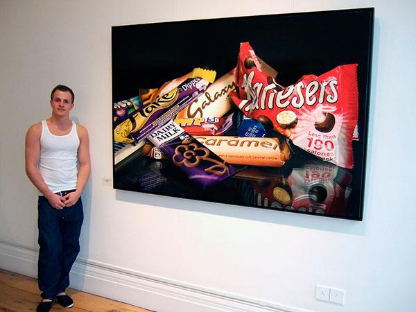 ТомМартин(TomMartin) – художник