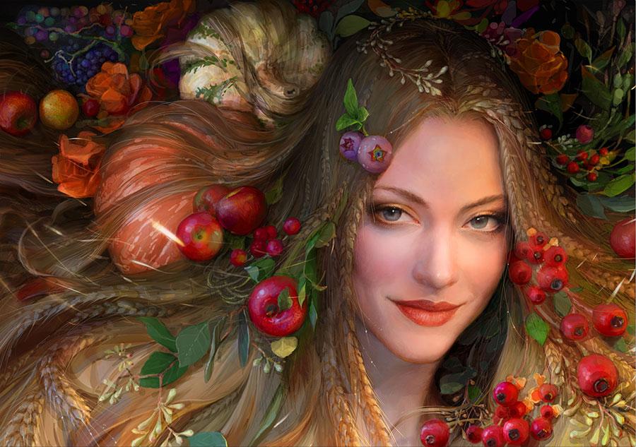 Чжан Вебер (Zhang Weber) – иллюстратор, цифровой художник