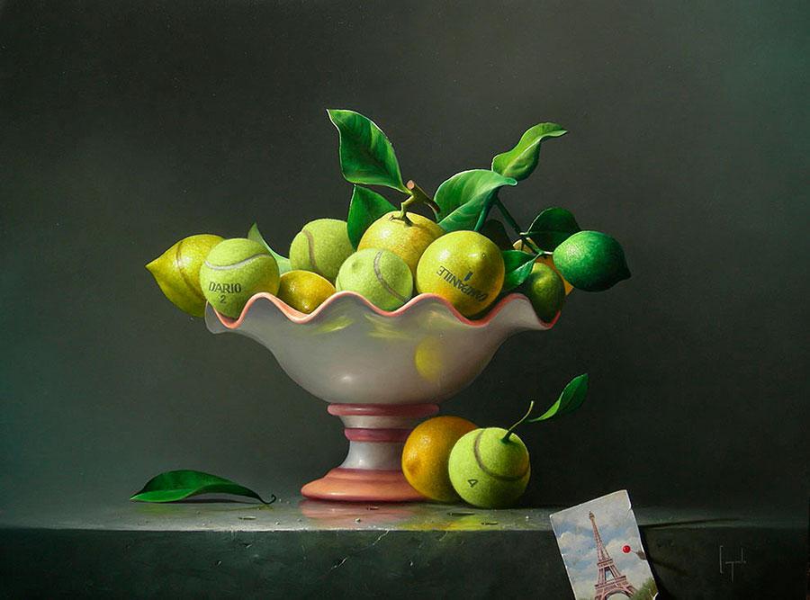 Дарио Кампаниле (Dario Campanile) - художник