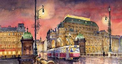 Юрий Шевчук (Yuriy Shevchuk) - художник