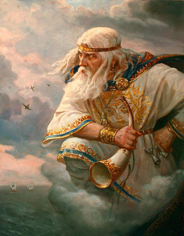 Андрей Шишкин (Andrey Shishkin) - художник