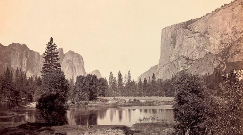 Каплтон Уоткинс. Йосемитская долина, 1878