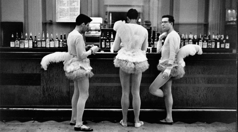 Эллиотт Эрвитт(Elliott Erwitt) Нью-Йорк, 1956