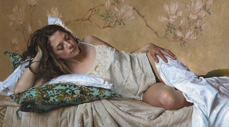 Натали Пикуле (Nathalie Picoulet) - художник, пастель.
