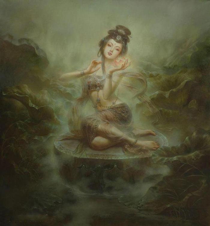 Цзэн Хао (Zeng Hao) — художник